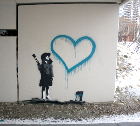 by I Heart the Street Art