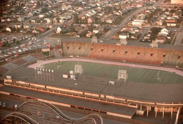 Empire Stadium 1954-1993